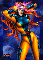 Jean Grey by Candra