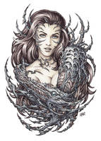 Witchblade by Candra