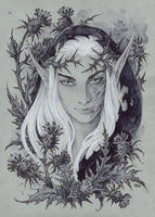 King of Unseelie Court by Candra
