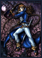 Richter Belmont 1 by Candra
