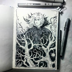 Instaart - Jareth by Candra