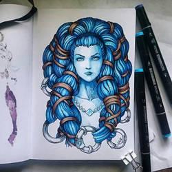 Instaart - Shiva by Candra
