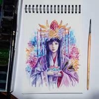 Instaart - Hana by Candra