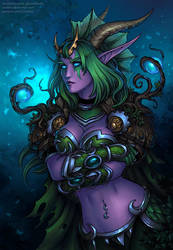 Ysera (SFWVersion) by Candra