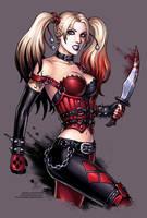 Harley Quinn (SFWVersion) by Candra