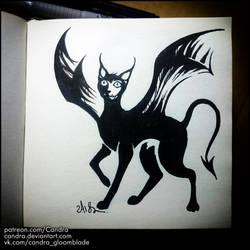 Sketchbook - Pooka by Candra