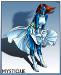 Mystique like a MM by Candra