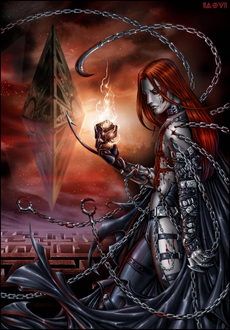 Gloom II by Candra