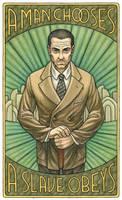 Bioshock: Andrew Ryan by kayshasiemens