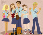 The Princess Diaries by yenefer