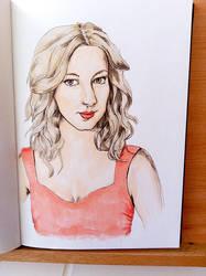 Emily Thorne / Amanda Clarke by Soenanda