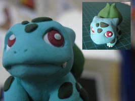 Bulbasaur by Niwa-Katuki