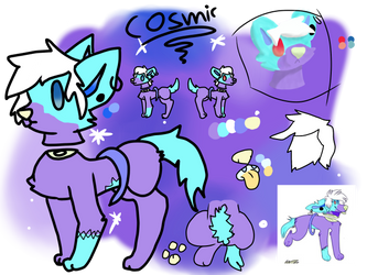 Cosmic by goose-Animation