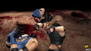 Kitana decapitated by TheSadicPervert