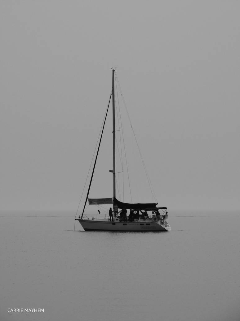 The Calm by carriepage