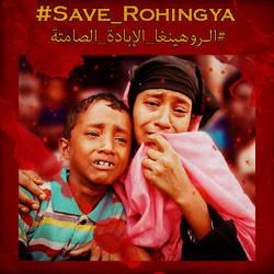 Save Rohingya by happy05