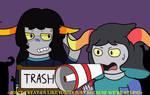 A Couple of Idiots by CrashQuartz