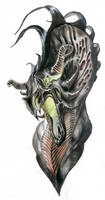 Black Dragon 2 by MikhailD