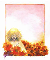 Hibiscus by MikhailD