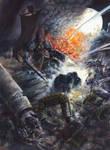 Battle by MikhailD