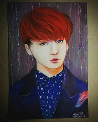 Jung Kook BTS by Kirarts26
