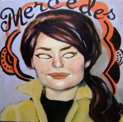 Mercedes, A 52 Girl by supah-com