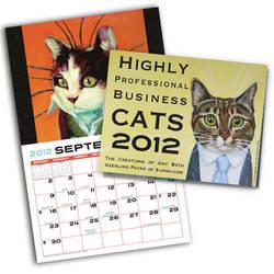 Business Cats 2012 by supah-com