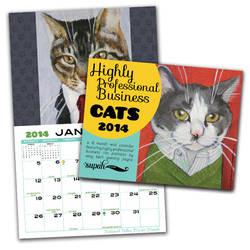 2014 Calendar is now Available by supah-com