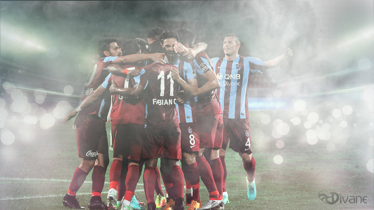 Trabzonspor 2016/2017 Wallpaper By Divaneyiz On DeviantArt