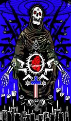 Amerika's patron saint by raimenaken