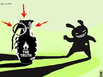 The truth is... by raimenaken