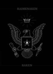 Black Raken Eagle by raimenaken