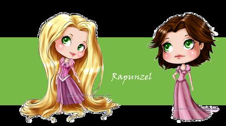 Rapunzel by sky-illuminated