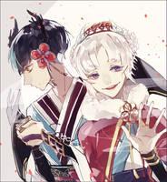 Raffle prize | yenjii by saera-n