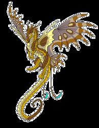 Seahorse Dragon by SeaSuds