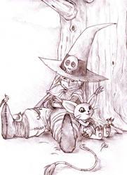 Little Birds by Wizardmon-Club