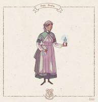 Poppy Pomfrey by La-petit-Marianna
