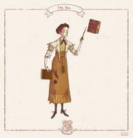 Irma Pince by La-petit-Marianna