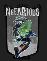 Nefarious Don't Starve Mod by XenoMind
