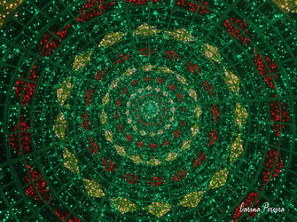 Inside the Christmas Tree by Dark-Rose-Memories