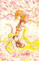 Tsubasa Chronicles - Spring by korilin