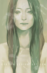 Forgotten Impressions by korilin