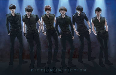 B2ST - Fiction by korilin