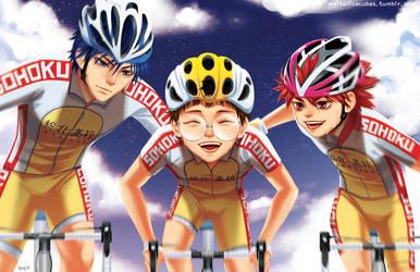 Onoda-kun, go! by korilin