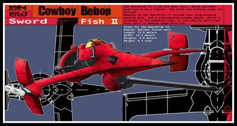 Sword fish II by RoM-1
