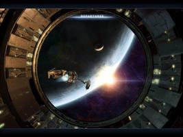 Departures - 4:3 by AkenBosch