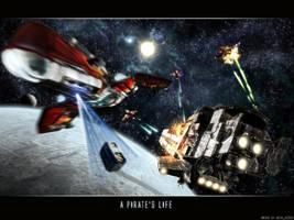 A Pirate's Life - Redux by AkenBosch