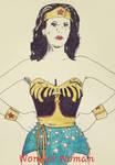 Wonder Woman  by ladyjart