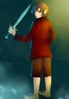 Bilbo by Zapekanka