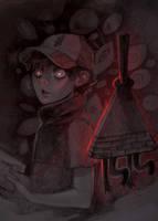 Dipper and Bill by Zapekanka